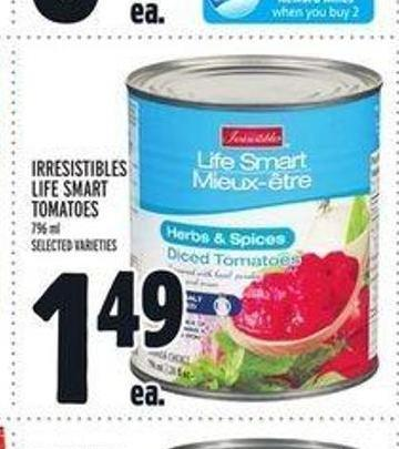 Irresistibles Life Smart Tomatoes