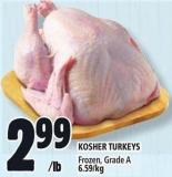 Kosher Turkeys