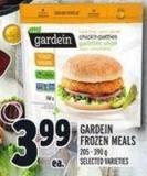 Gardein Frozen Meals 205 - 390 g