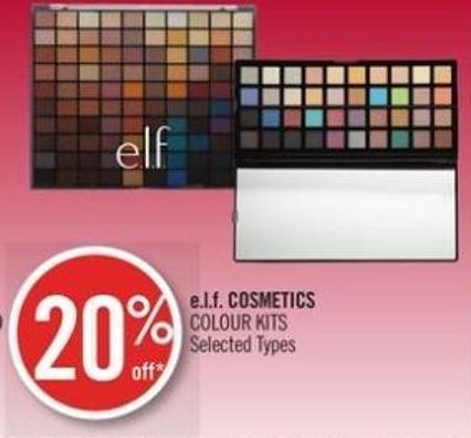 E.l.f. Cosmetics Colour Kits