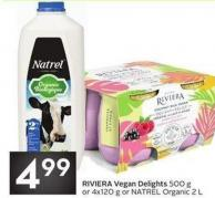 Riviera Vegan Delights