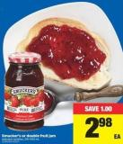 Smucker's Or Double Fruit Jam - 310-500 mL