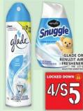 Glade Or Renuzit Air Freshener 198 - 227 g
