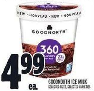 Goodnorth Ice Milk