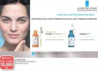 La Roche-posay Anti-aging Skin Care Products
