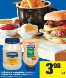 Hellmann's Mayonnaise - 710-890 mL Or Hellmann's Specialty Sauce - 325 mL