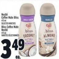 Nestlé Coffee Mate Bliss