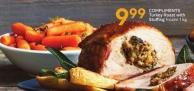 Compliments Turkey Roast With Stuffing Frozen 1 Kg