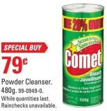 Powder Cleanser