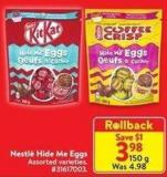 Nestle Hide Me Eggs - 150 g