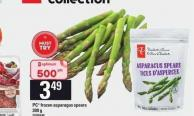 PC Frozen Asparagus Spears 300 G