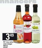 PC Rice - Red Or White Wine Vinegar - 500 mL