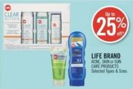 Life Brand Acne - Skin or Sun Care Products
