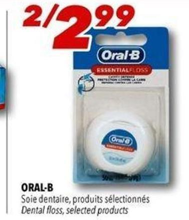 oral b soie dentaire on sale. Black Bedroom Furniture Sets. Home Design Ideas