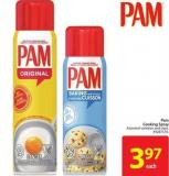 Pam Cooking Spray