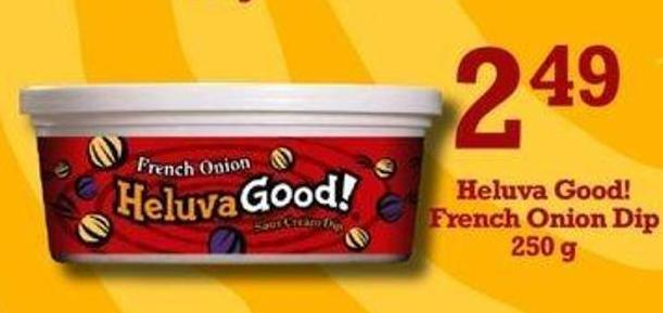 Heluva Good! French Onion Dip - 250 G