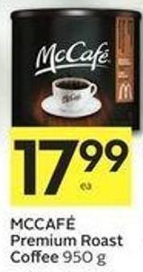 Mccafé Premium Roast Coffee
