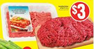 Ground Beef - Chicken or Pork 375-454 g