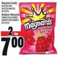 Maynards Candy