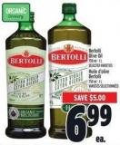 Bertolli Olive Oil - 750 Ml/1 L