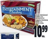 Christie Entertainment Crackers 1.13 Kg