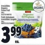 Irresistibles Organics Frozen Fruit