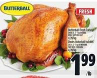 Butterball Fresh Turkeys