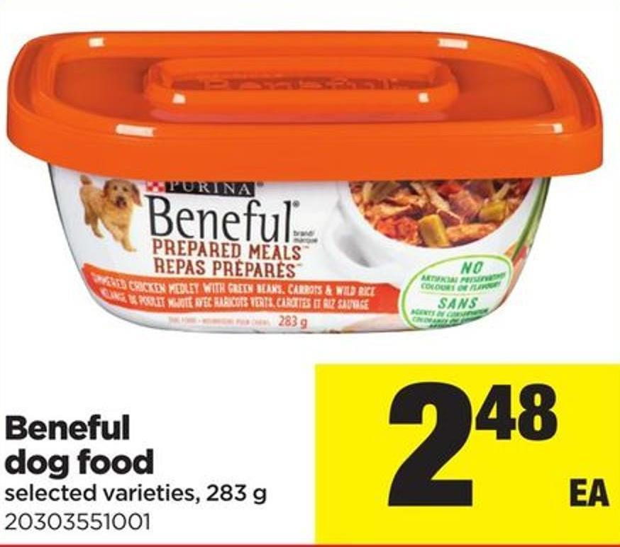 Beneful Dog Food - 283 g