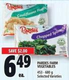 Pardes Farm Vegetables 453 - 680 g