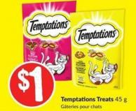 Temptations Treats 45 g