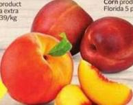 Large Tree-ripened Peaches