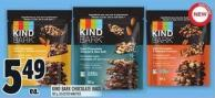 Kind Bark Chocolate Bags 102 g