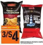 Irresistibles Potato Chips