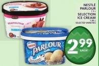 Nestlé Parlour Or Selection Ice Cream