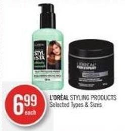 L'orèal Styling Products