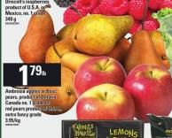 Ambrosia Apples Or Bosc Pears Or Red Pears