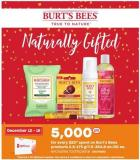 Burt's Bees Products - 2.6-170 G/7.5-354.8 Ml/30 Ea.