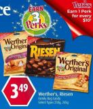 Werther's - Riesen Family Bag Candy