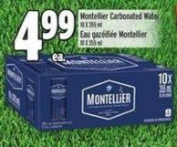 Montellier Carbonated Water 10 X 355 ml