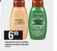 Aveeno Hair Care Or Styling