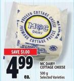 Mc Dairy Cottage Cheese