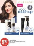 Root Touch-up Palettes - Gels or Spray Hair Colour