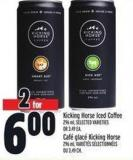 Kicking Horse Iced Coffee 296 ml