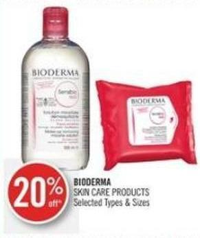 Bioderma Skin Care Products