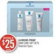 La Roche-posay Skin Care Gift Sets