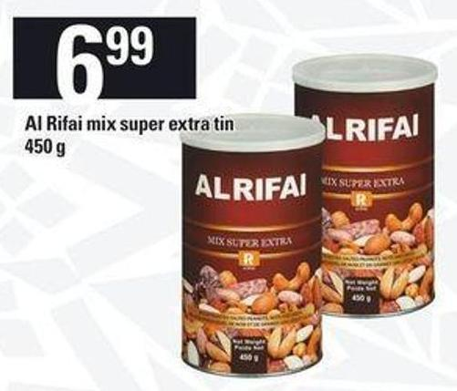 Al Rifai Mix Super Extra Tin