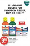 Dayquil - Nyquil Liquid Capsules (16's) or Liquid (236ml