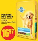 Pedigree Dog Food - 5.4/8 Kg
