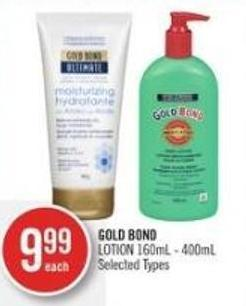 Gold Bond Lotion