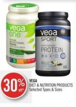 Vega Diet & Nutrition Products